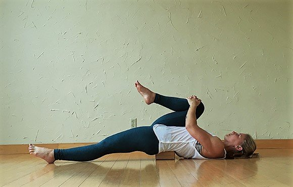 Improve flexibility in hips