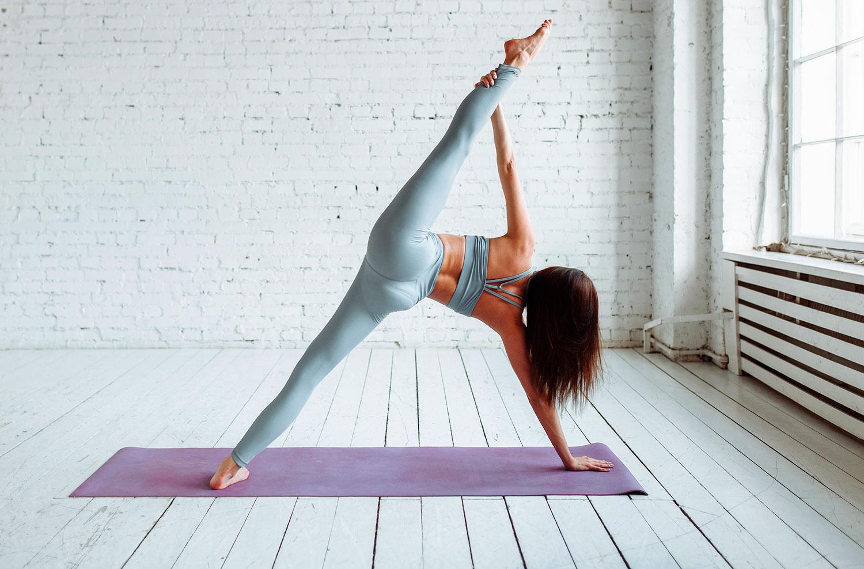 Increase flexibility in hamstrings