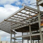 Fabric structures vs steel structures buildings cost