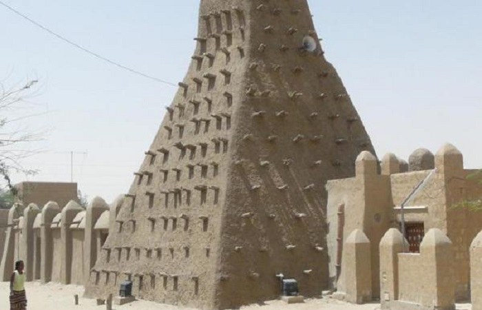 ancient african monuments
