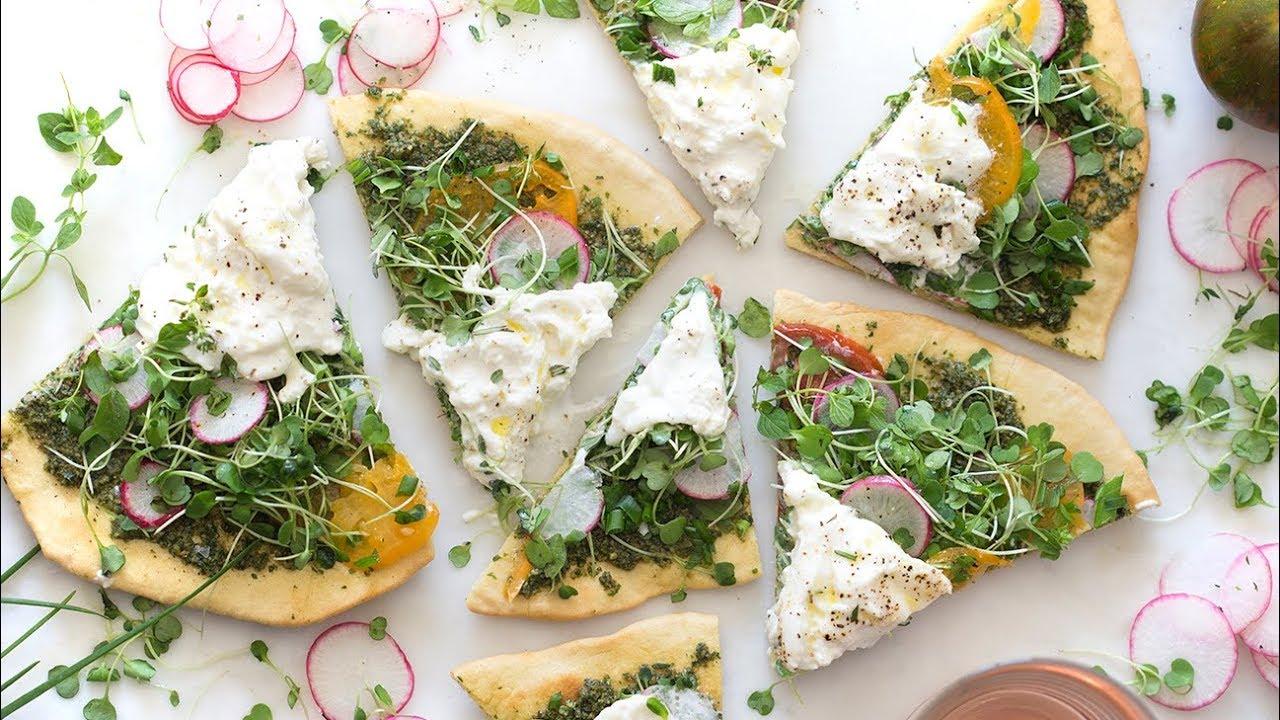 Burrata Pizza Recipe