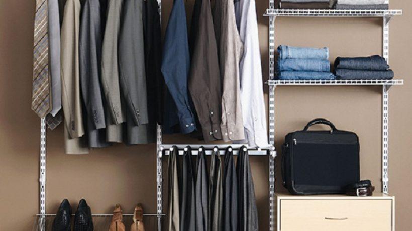 How to Make a Narrow Closet
