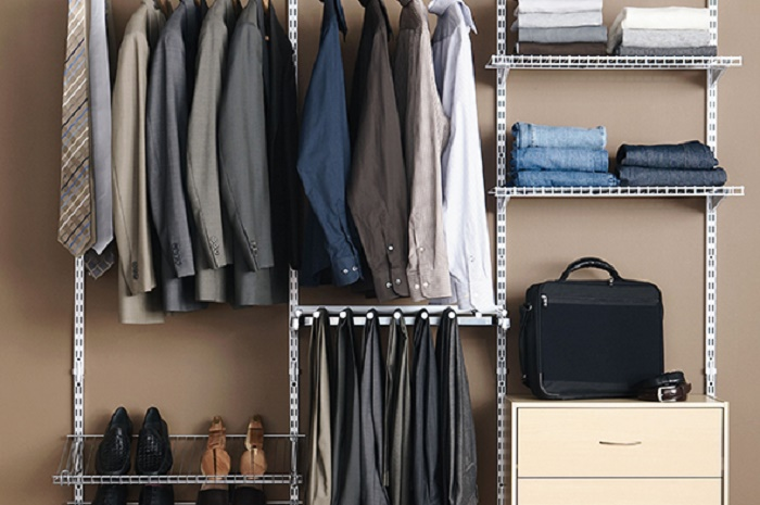 How to Make a Narrow Closet