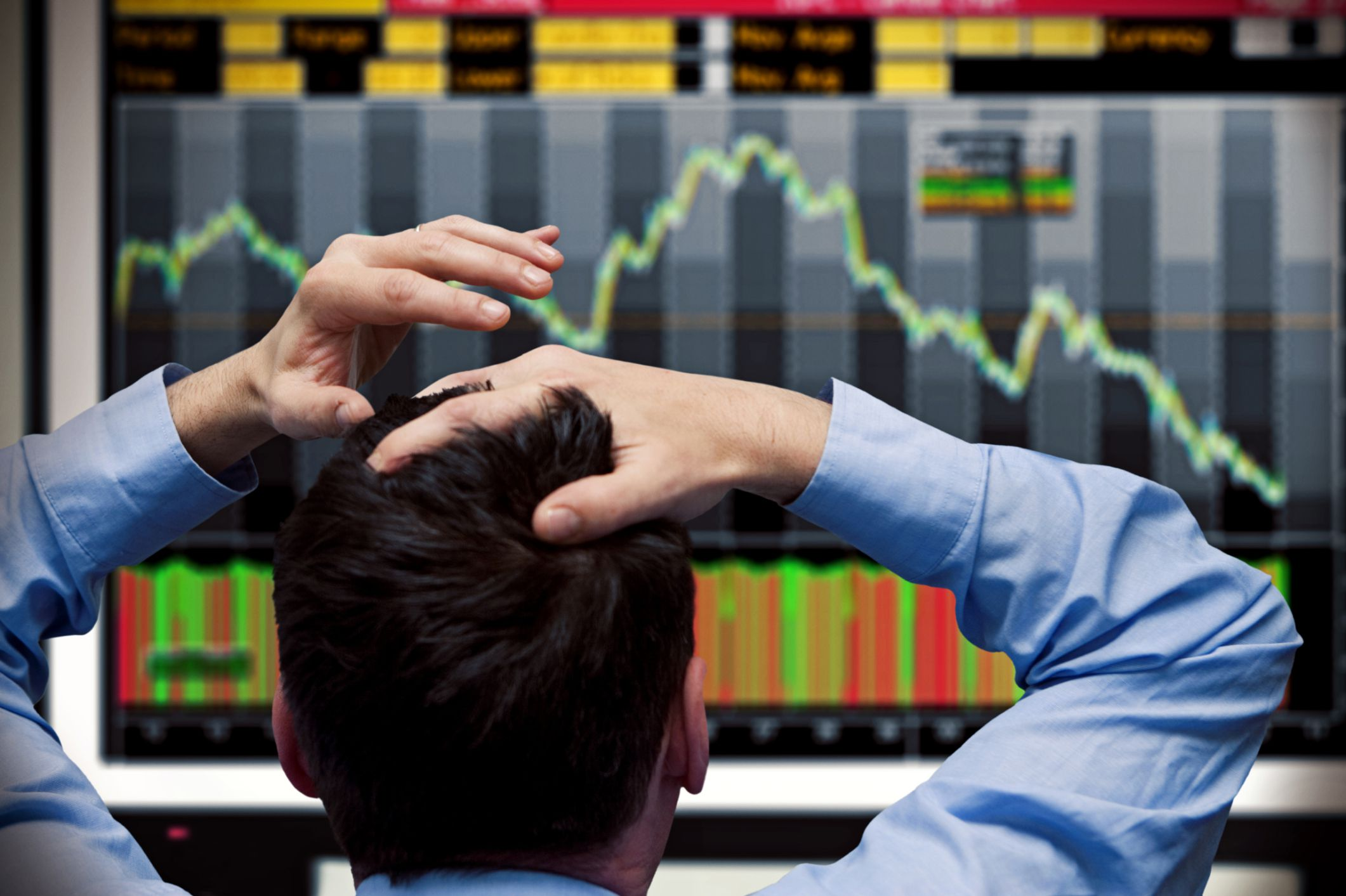 Recover money lost in stock market