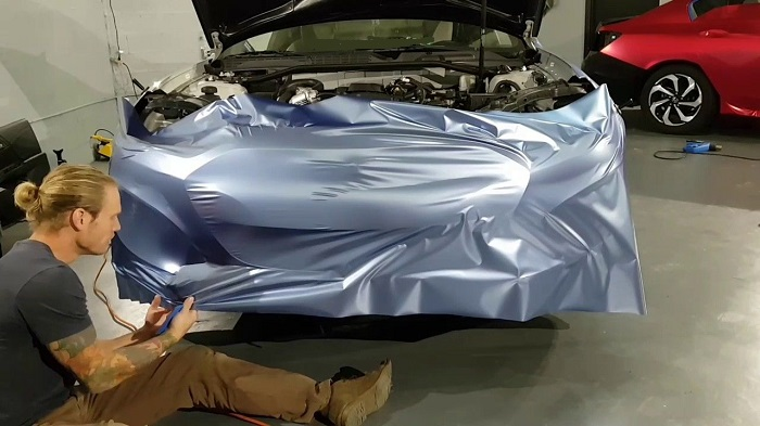 how to Vinyl wrap your Car