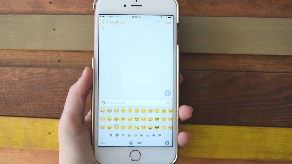 how to use morse code on ios