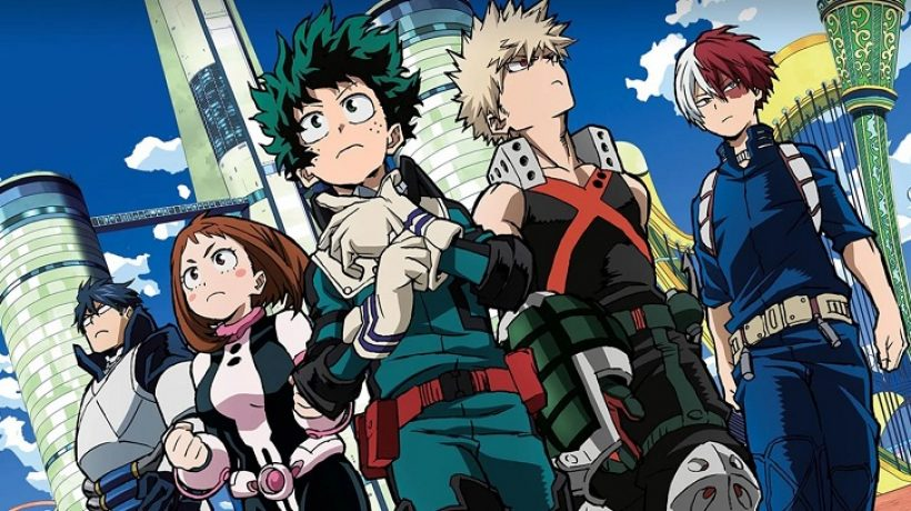 These are 8 Anime like My Hero Academia