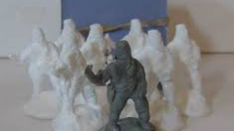 How Silicone moulding has revolutionised the world of miniatures