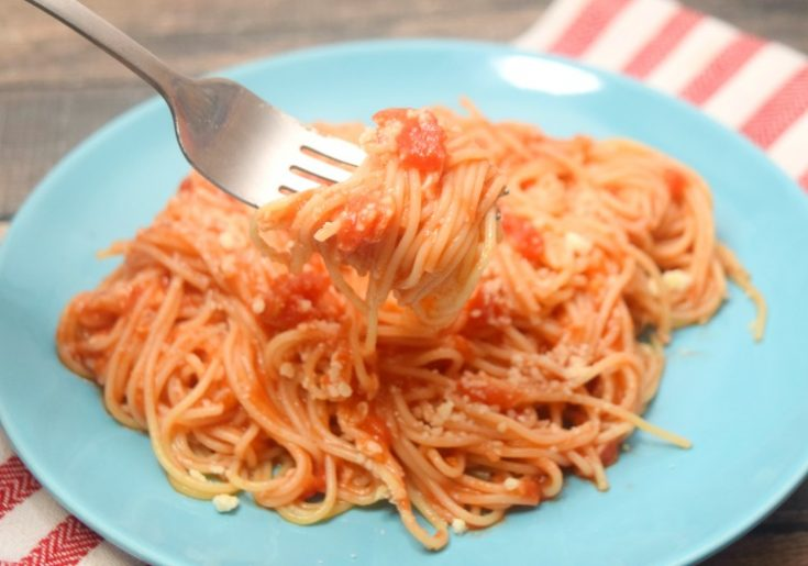How to cook pasta in the microwave for one