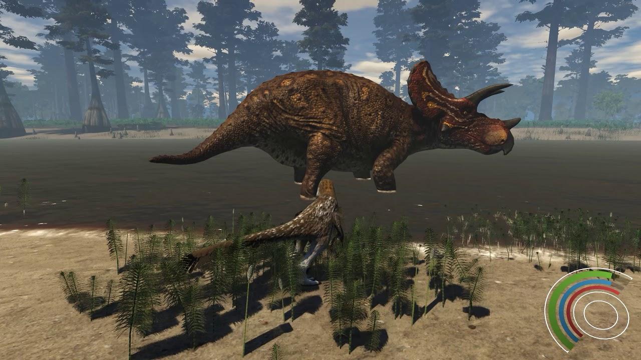 dinosaur games steam